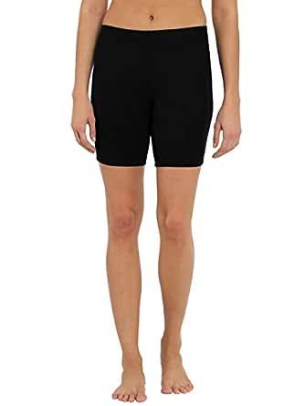 Jockey Womens Solid Shorts
