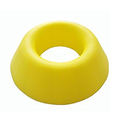 WINOMO Support rond de la démonstration du support de la boule en plastique pour le football du football (couleur au hasard) WINOMO