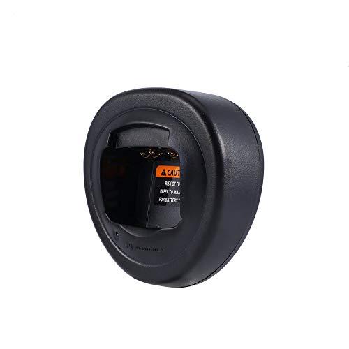 HermosaUKnight Nur Ladegerät für Motorola Pro5150 Gp328 Gp338 Ptx760 Gp340 Walkie Talkie Motorola Base