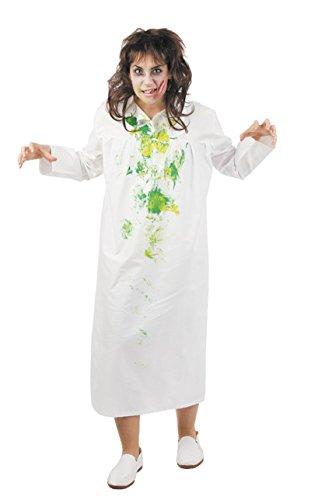Imagen de disfraces de la niña del exorcista adulto  único, m
