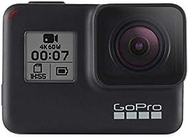 GoPro Hero7 Zwarte waterdichte digitale actiecamera met touchscreen, 4K-HD-video's, 12-MP-foto's, livestreaming,...