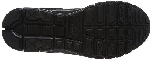 Gola Solar, Chaussures de Fitness Femme Noir (Black)