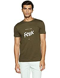 a9b114939 French Connection Men's T-Shirts Online: Buy French Connection Men's ...