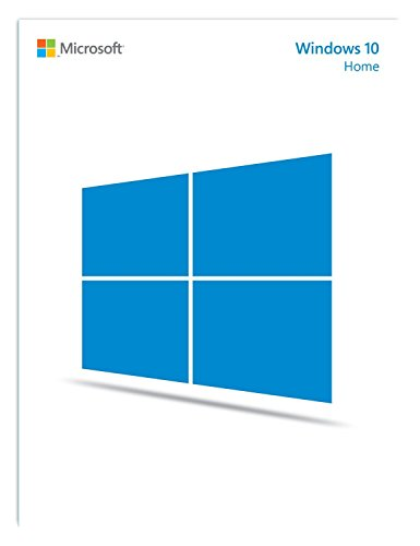 Microsoft Windows 10 Home 64-Bit | DSP/SB | DVD | Deutsch | Original | Betriebssystem | 0885370922332 | KW9-00146