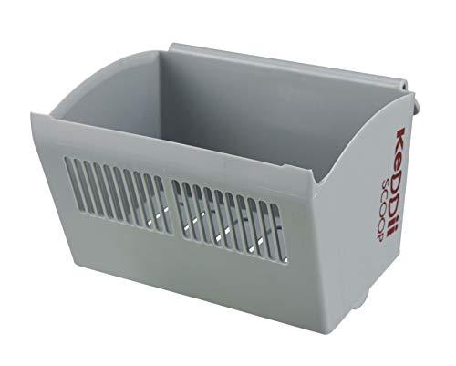 KeDDii Scoop 02227 XL Katzenstreuschaufel | Streuschaufel Siebgröße Anpassbar (Katzentoilette/Katzenklo) | Bis Zu 10x Mehr Volumen Als Übliche Kotschaufeln