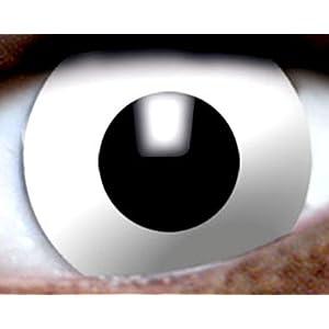 Nerd Clear® Kontaktlinsen 2 Stück Vampir 596 (-2.00 Dioptrien)