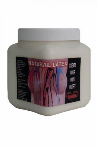 (Body Paint Equipment - Liquid Latex Transparent 450 ml)