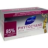 PHYTOCYANE Anti-Haarausfall Kur Ampullen 90 ml Ampullen