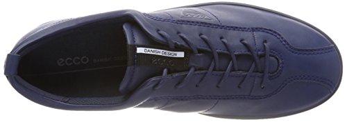 Ecco Damen Soft 1 Sneaker Blau (True Navy)