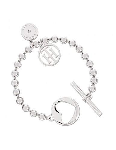 Tommy Hilfiger Jewelry Damen Kettenarmband Edelstahl - 2701036