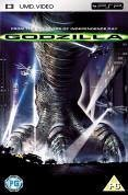 Godzilla [UMD Mini for PSP] by Matthew Broderick