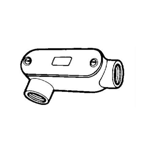 Steel City Conduit Body Access Fitting-3/4