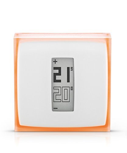 Netatmo Termostato Wifi Intelligente  per caldaia individuale, NTH01-IT-EC