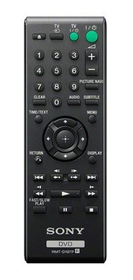 sony-remote-control-for-dvd-player-rmt-d197p-for-dvp-sr90-dvp-sr750h