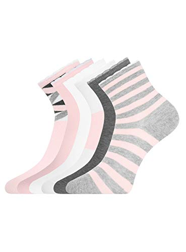 Oodji Ultra Mujer Calcetines Pack de 6