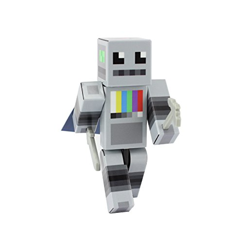 EnderToys Raul Action Figure Toy, 10cm Custom Series Figurines, ()