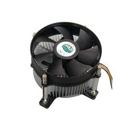 Cooler Master DI5-9HDSC-A1-GP - Ventilador de PC (Procesador, Enfriador,  LGA 775 (Socket T), 9,5 cm, 19 dB, Intel Core 2 Duo, Celeron D)