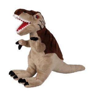 Plush Soft Toy Tyranosaurus Rex by Ravensden. Cute & Cuddly Dinosaur.