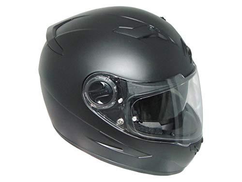 Scorpion Casco Moto EXO-490, Matt Black, M