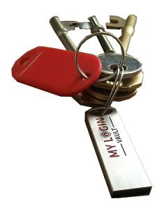 my-login-vault-offline-usb-password-manager-key-ring-style-non-cloud-solution-never-forget-a-passwor