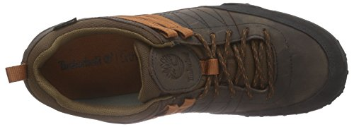 Timberland Herren Greeley_greeley Approach Low Leat Oxford Braun (Brown)