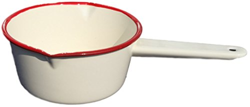 Emaille Milch Topf (Emaille Sauce Topf)