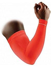 Mcdavid - Manchons de compression avant-bras ACTIVE Orange Mc David