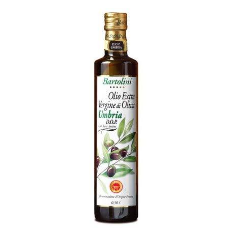 Olio d'oliva extra vergine umbria d.o.p. 0,5 litri