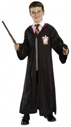 Harry Potter - Magische Kostümbox für Kinder: Zauberergewand, Brille, (Für Harry Kinder Kostüme Halloween Potter)