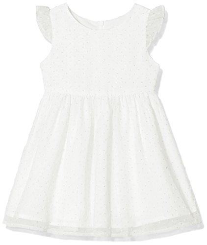 Eisend Baby-Mädchen Anna Kleid, Elfenbein (Ecru 11), 86