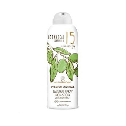 Australian Gold SPF 15 Botanical Continuous Spray 177 ml -