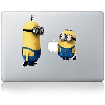 """Macbook 13"""" 15"""" décalcomanie autocollant Despicable Me Minion art pour Apple Ordinateur Portable"""