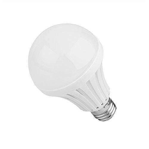Sunsbell Intelligente LED-Lampe E27 Hängelampe 9 W 85-265 V wiederaufladbar für Wandern, Camping, Zelt, Angelbeleuchtung