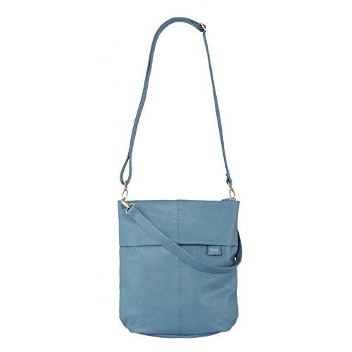 Zwei Mademoiselle M12 Handtasche Sky (Blau)
