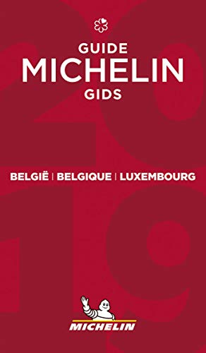 Belgie Belgique Luxembourg -The MICHELIN Guide 2019: The Guide Michelin par Michelin