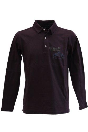 OTTO KERN - Maglietta sportiva - camicia polo -  uomo melanzana S