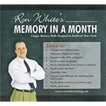 Memory in a Month by Ron White (2001-01-01)