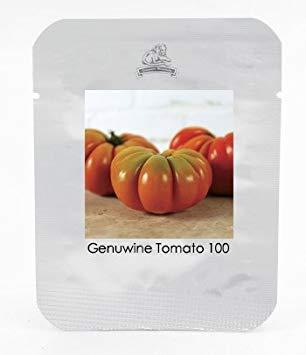 New Genuwine Hybrid Tomaten-Samen, Profi-Pack 100 Samen / Pack, Aroma von Heirloom Tomaten # NF728