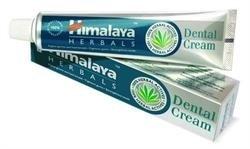 Himalaya Herbals Ayurvedic Dental Cream, Zahnpasta 100g, 5 Stück (Mischung Entzündungen)