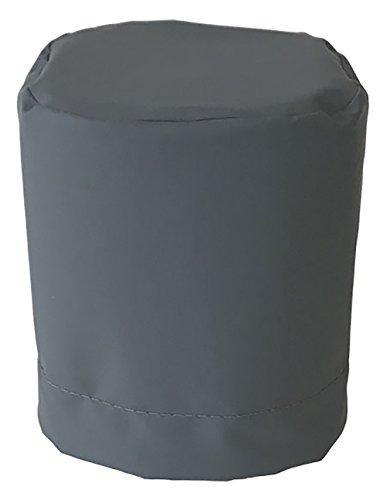 Abdeckhauben-Shop.de SONOS ® Play:1 + SONOS ® ONE - Schutzhaube | Atmungsaktive Schutzhülle für Ihre SONOS ® Play1 | Auch für Wandhalterung geeignet | Wasserdicht & Winterfest | Farbe Grau
