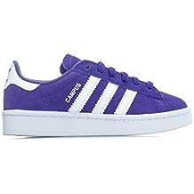 super popular 5c61c 5975b adidas Originals Baskets Campus Violet Fille