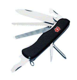 Victorinox Taschenwerkzeug Locksmith Feststellbar Schwarz, 0.8493.3