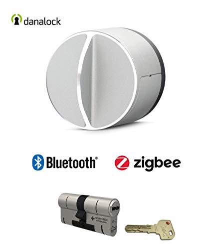 Serrure Danalock V3 Bluetooth® & Zigbee® + Cylindre adptable Nouvelle génération securité...