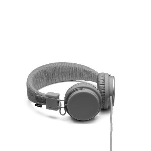 Zound Industries ZOUEPL-INDIGO Cuffie Urbanears Plattan con Microfono, Blu indigo