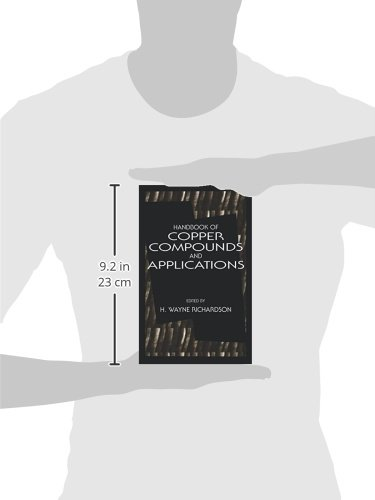 Handbook of Copper Compounds and Applications