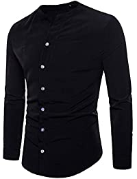 Amazon.it  Modelli Maglie Eleganti - Uomo  Abbigliamento 69086b61e20b