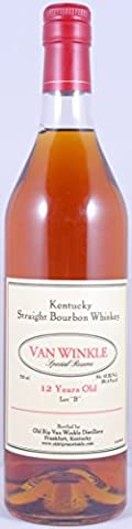 Old Rip Van Winkle Special Reserve 12 Years Lot B Kentucky Straight Bourbon Whiskey 45,2% Vol.