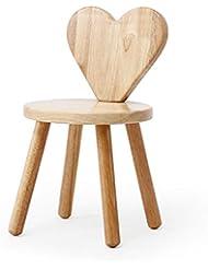 Uus Stuhl Aus Massivem Holz - Stuhl Aus Massivem Holz Home Stuhl Aus Cartoon-Stuhl Schuhbank Stuhl Aus Leichtem Stuhl Stuhl Aus Leichtem Holz Schemel (Farbe : 1#)