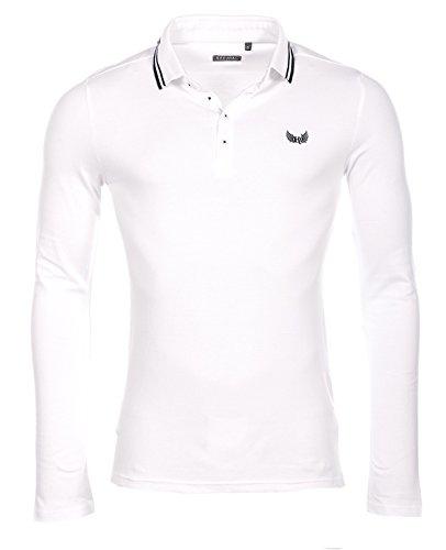 Kaporal -  Polo  - Donna bianco S