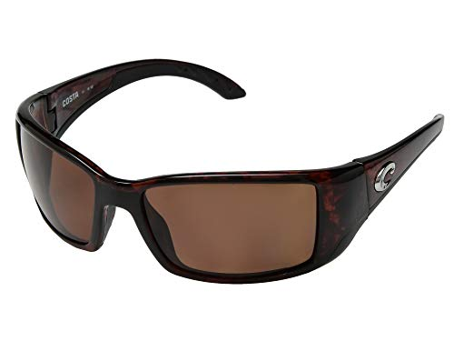Costa Blackfin Plastic Frame Copper Lens Men's Sunglasses BL10OCP